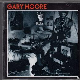 Музыкальные CD и аудиокассеты - CD. GARY MOORE. STILL GOT THE BLUES., 0