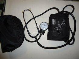 Приборы и аксессуары - Тонометр B.Well MED-63 - со стетоскопом, 0