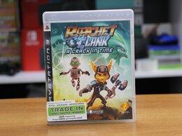 Игры для приставок и ПК - Ratchet & Clank Crack in Time - PS3 Б.У (Обмен), 0
