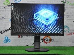 Мониторы - Игровой монитор philips 24 дюйма. Гарантия 3 месяц, 0