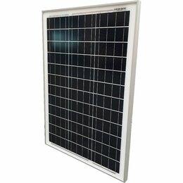 Источники бесперебойного питания, сетевые фильтры - Солнечный модуль Delta SM 50-12 P, 0