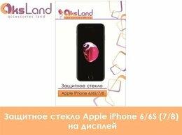 Защитные пленки и стекла - Защитное стекло Apple iPhone 6/6S (7/8) на…, 0