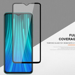 Защитные пленки и стекла - Xiaomi Redmi Note 8 Pro - Стекло Mocolo, 0