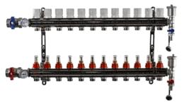 Коллекторы - Коллекторная группа 1, 12 ходов латунный корпус…, 0