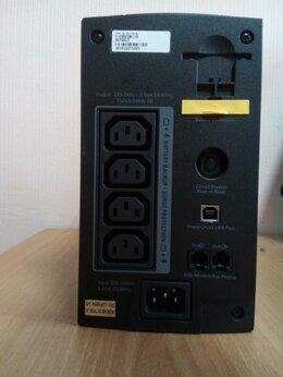 Источники бесперебойного питания, сетевые фильтры - ИБП APC Back-UPS BX700UI, в отличном состоянии, 0