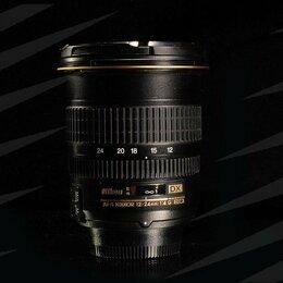 Объективы - Nikon AF-S 12-24 mm F/4 // 1517 📷📷📷, 0