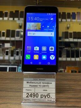 Мобильные телефоны - Huawei Y3, 0