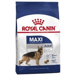 Корма  - Сухой корм Royal Canin Maxi 15 кг, 0