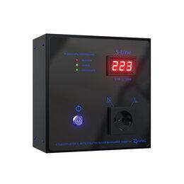 Источники бесперебойного питания, сетевые фильтры - Стабилизаторы напряжения S-Line STR-2/500RL, 0