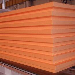 Изоляционные материалы - Экструдированный пенополистирол 30мм*580мм*1180мм, 0