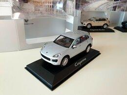 Модели - Porsche Cayenne рестайлинг 2го поколения Type…, 0