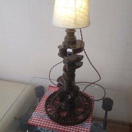 Настольные лампы и светильники - настольная лампа, 0