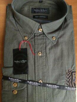 Рубашки - Мужская рубашка Tailor&Son, 0