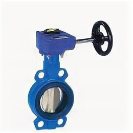 Элементы систем отопления - Затвор дисковый поворотный VFY-WH SYLAX dy 200 (065B7416), 0
