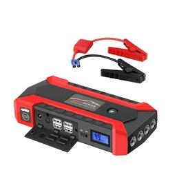 Универсальные внешние аккумуляторы - Многофункциональное пусковое устройство 16800mAh для автомобиля, 0