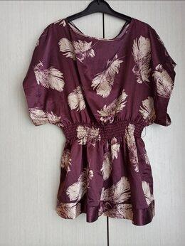 Блузки и кофточки - Новая блузка(с поясом) , 0