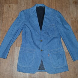 Пиджаки - Пиджак джинсовый Levis Orange Tab, USA, 70-е, 0