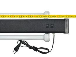 Оборудование для аквариумов и террариумов - Светильник для аквариума 115 см с лампами Т8 (G13), 0