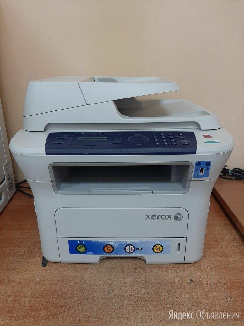 Лазерное МФУ Xerox 3210 по цене 4500₽ - Принтеры и МФУ, фото 0