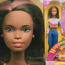 Куклы и пупсы - Барби Негритянка, Happenin Hair, 1999 год, 0