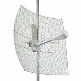 Антенны и усилители сигнала - KNA24-1700/2700 BOX - параболическая MIMO…, 0