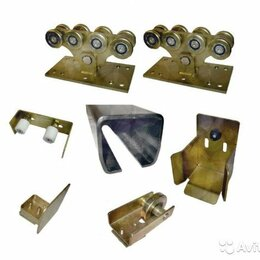 Железобетонные изделия - Комплект для ворот, 0