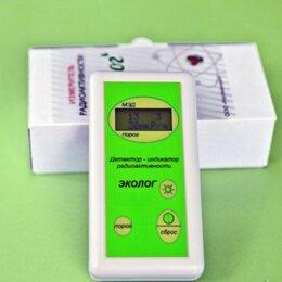 Измерительные инструменты и приборы - Индикатор радиоактивности (дозиметр) ЭКОЛОГ, 0