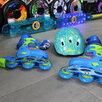 Ролики Jungle Set 2020 с защитой, шлемом,сумкой по цене 2999₽ - Роликовые коньки, фото 1