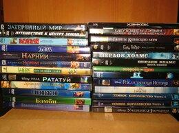 Видеофильмы - Коллекция DVD дисков, разные жанры и языки, 0