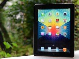 Планшеты - 🍏 iPad 3 64Gb Space Gray (черный) , 0