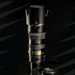 Объективы - NIKON AF-S VR 70-200 mm f/2.8G IF-ED // 1854 📷📸📸📸, 0