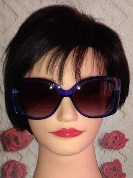 Очки и аксессуары - Солнечные очки с фиолетовыми стеклами, 0