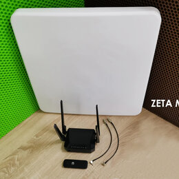 3G,4G, LTE и ADSL модемы - Комплект интернета Беспроводного 4G LTE Pro-1, 0