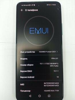Мобильные телефоны - Телефон Huawei P Smart 2021, 0