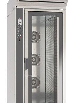 Жарочные и пекарские шкафы - Печь конвекционная Gierre BAKE 1600 P, 0