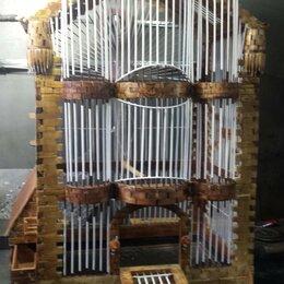 Клетки и домики  - Клетки для птиц ручной работы , 0