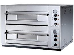 Жарочные и пекарские шкафы - Печь для пиццы OEM-ALI OMDB1230L, 0