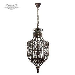 Люстры и потолочные светильники - Подвесная люстра Chiaro Магдалина 3 389011609, 0