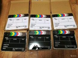 Сумки, чехлы для фото- и видеотехники - Кинохлопушка Режиссерская 2 Размера, 0