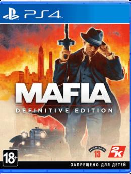 Игры для приставок и ПК - Mafia: Definitive Edition [PS4, русская версия], 0