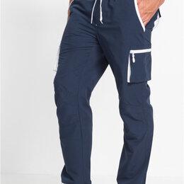 Брюки - Новые брюки-карго мужские из микроволокна, 0