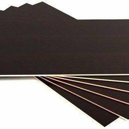 Древесно-плитные материалы - Ламинированная фанера 21мм сорт 2/2 гл/гл, 0