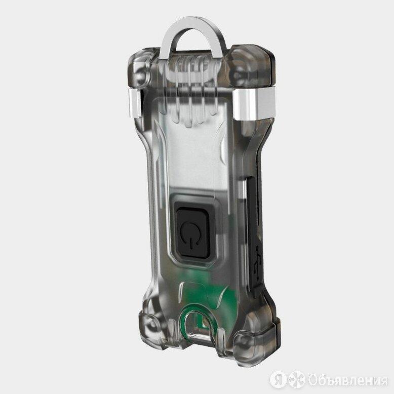 Наключный фонарь Armytek Zippy (Grey Onyx) по цене 1150₽ - Аксессуары и комплектующие, фото 0