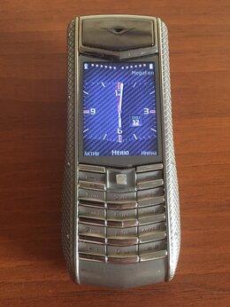 Мобильные телефоны - Vertu Ascent Ti checked, 0