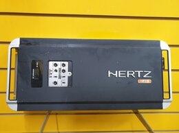 Усилители и ресиверы - Автоусилитель Hertz HP 1D Mono, 0