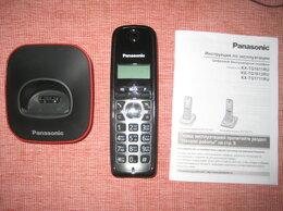 Радиотелефоны - радиотелефон Panasonic KX-TG1611, 0