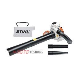 Воздуходувки и садовые пылесосы - Воздуходувка бензиновая Stihl SH 86, 0