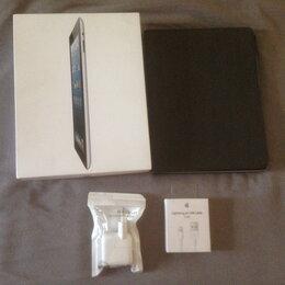 Планшеты - Apple iPad 4 128gb wi-fi cellular черный, 0