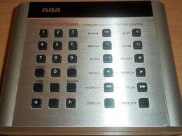 Пульты ДУ - RCA SelectaVision SJT-400 - универсальный пульт…, 0