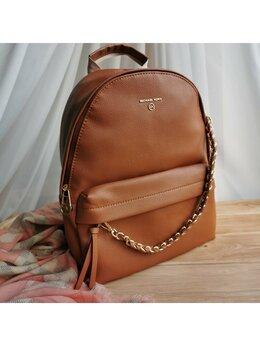 Рюкзаки - Рюкзак Michael Kors Slater medium коричневый…, 0